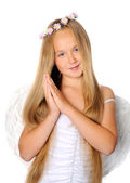 Sweet angel — Stock Photo