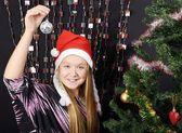 Llegada de la navidad — Foto de Stock