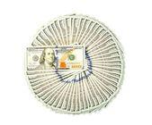 Dollars 2013 edition — 图库照片