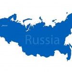 Russia — Stock Vector