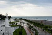 Batumi nasyp — Zdjęcie stockowe