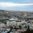 Panorama of Tbilisi — Stock Photo