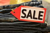 Seasonal sale — Foto de Stock