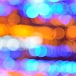 Bokeh background, defocused varicolored texture — Stock Photo #39270533