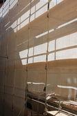 Obra construção — Fotografia Stock