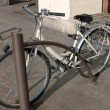 Bicycle parked — Stock Photo #14604995