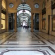 Stock Photo: Gallery turin