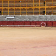 Stock Photo: Bullfight arena
