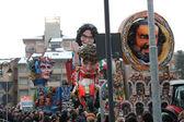 Carnival flöten — Stockfoto