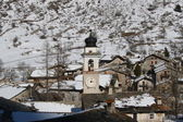 горная деревня — Стоковое фото