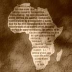 Africa — Stock Photo #41688113