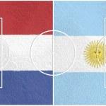 Argentina vs netherlands world cup 2014 — Stock Photo #49158929