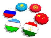 Shanghai Cooperation Organization — Stock Photo