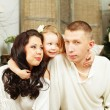 Happy family — Stock Photo #18388073