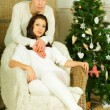 Stockfoto: Happy couple, mand woman, togetherness