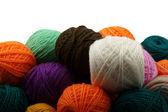 Pletení vlákna — Stock fotografie