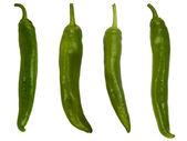 Green pepper — Stock Photo