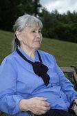 Büyükanne — Stok fotoğraf