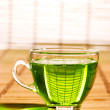 Green tea — Stock Photo #10186004