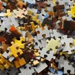 Puzzle — Stock Photo #19527441