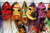 Zombie mask — Stock Photo