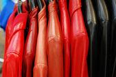 Leather jackets — Stock Photo