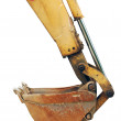 Excavator backhoe — Stock Photo #33555877