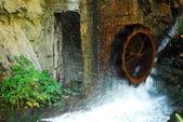колесо воды — Стоковое фото