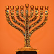 Stock Photo: Menorah