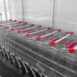 Shopping carts — Stock Photo #35958947