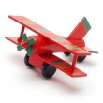 игрушечный самолет — Стоковое фото #36288675