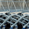 Shopping carts — Stock Photo #36914619