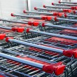 Shopping carts — Stock Photo #36919805