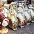 Traditional ceramics — Stock Photo