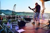 Rock concert — Stock Photo