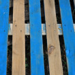 Paint smudged wood planks — Stock Photo #28500619