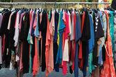 Lässig sommerkleidung — Stockfoto