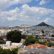 City view athens greece — Stok fotoğraf