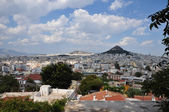 City view athens greece — Stock Photo