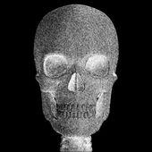 Illustration de crâne — Photo