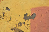 Peeling wall abstract — Stock Photo