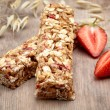 Granola bar — Stock Photo