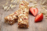 Granola bar — Foto Stock