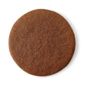 Gingerbread round — Stock Photo