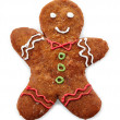 Gingerbread man — Stock fotografie