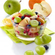 Fresh healthy fruit salad — Stock Photo #33406389