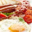 English breakfast — Stock Photo #38360099