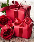Gift boxes — Photo