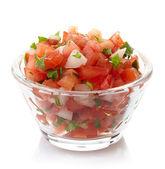 Salsa dip — Stock Photo