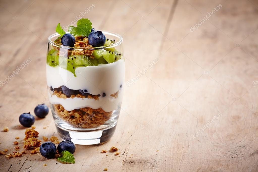 Десерты из фруктов и орехов